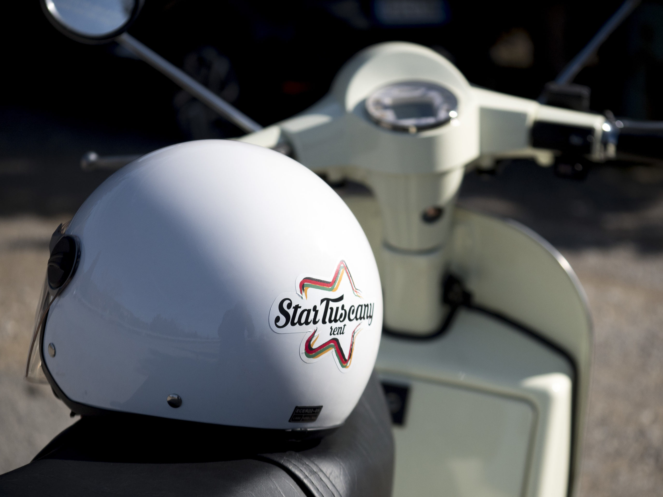 Vespa STAR TUSCANY RENT